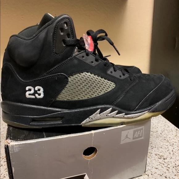 Jordan Shoes | Metallic 5s | Poshmark